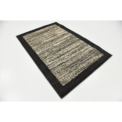 Leiters Beige Indoor/Outdoor Area Rug Rug Size: 4 x 6