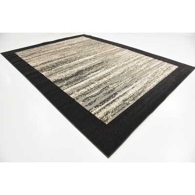 Leiters Beige Indoor/Outdoor Area Rug Rug Size: 9 x 12