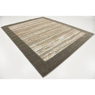 Loretta Brown Indoor/Outdoor Area Rug Rug Size: 8 x 10