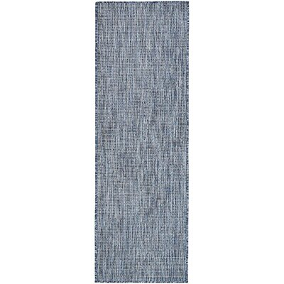 Blue Outdoor Area Rug