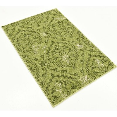 Goshen Light Green Area Rug
