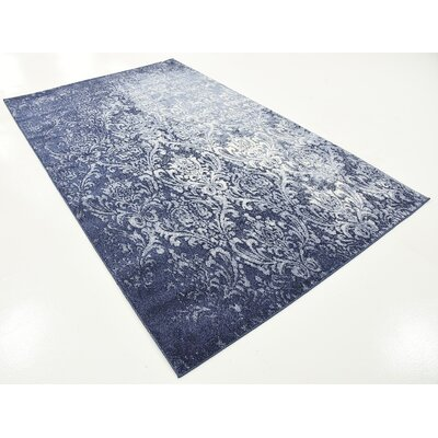 Goshen Light Blue Area Rug