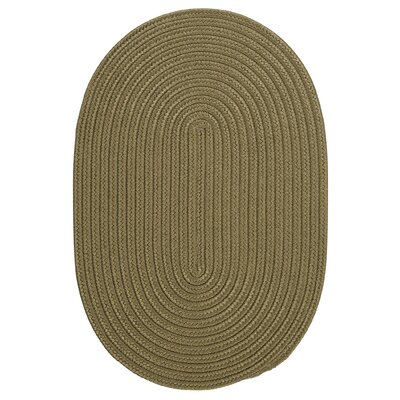 Rainsburg Sherwood Indoor/Outdoor Rug Rug Size: Oval Runner 2 x 12