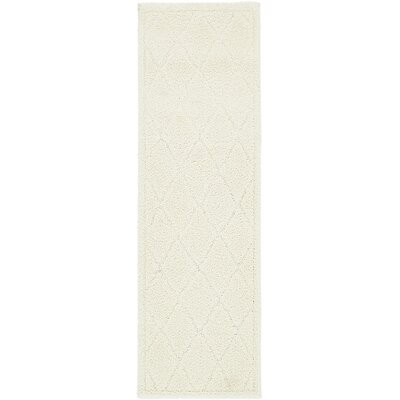 Madelyn Ivory Area Rug Rug Size: Runner 2 x 67