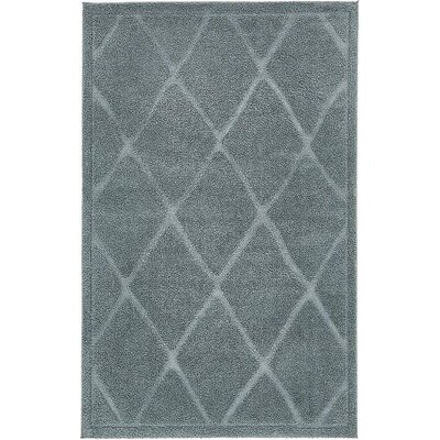 Catherine Light Blue Area Rug Rug Size: 5 x 8