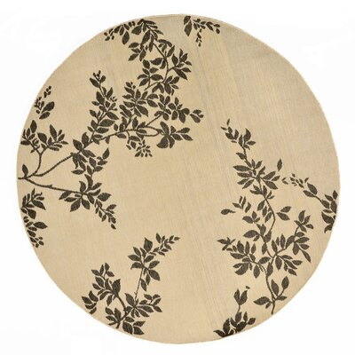 Aldreda Indoor/Outdoor Area Rug Rug Size: Round 710