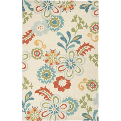 Leopold Putty Indoor/Outdoor Rug Rug Size: Rectangle 5 x 76