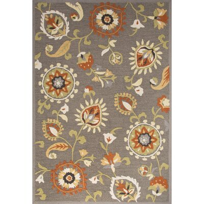 Bellbrook Hand-Tufted Contemporary Area Rug Rug Size: 2 x 3