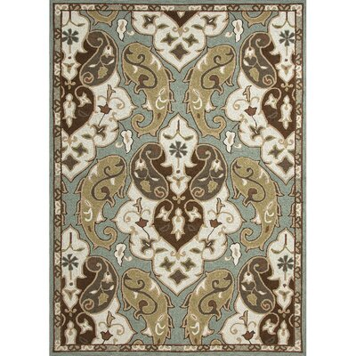 Sardinia Hoja Indoor/Outdoor Area Rug Rug Size: 2 x 3