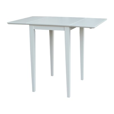 Brookhurst Dining Table Finish: Linen White