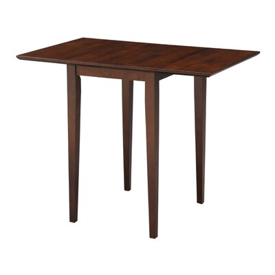 Brookhurst Dining Table Finish: Espresso