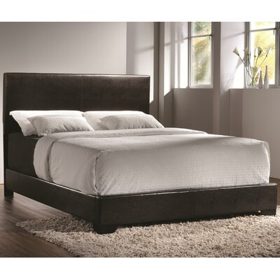 Sibilla Upholstered Panel Bed Size: Full