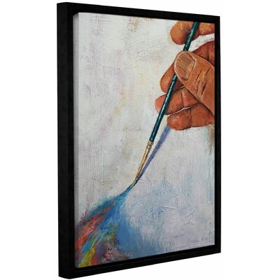 Painting Framed Painting Print Size: 10