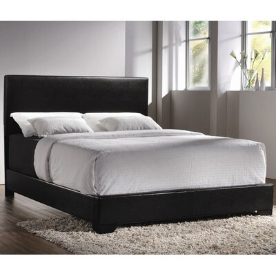 Anglia Upholstered Panel Bed Size: King
