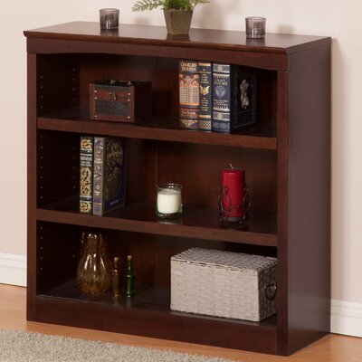 Crestwood 36 Standard Bookcase Finish: Antique Walnut