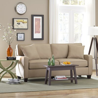 Abbot Sofa Upholstery Color: Beige