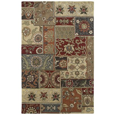 Allen Area Rug Rug Size: Rectangle 96 x 13