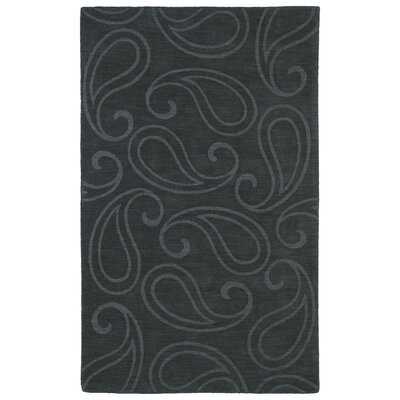 Annetta Charcoal Geometric Area Rug Rug Size: Rectangle 8 x 11