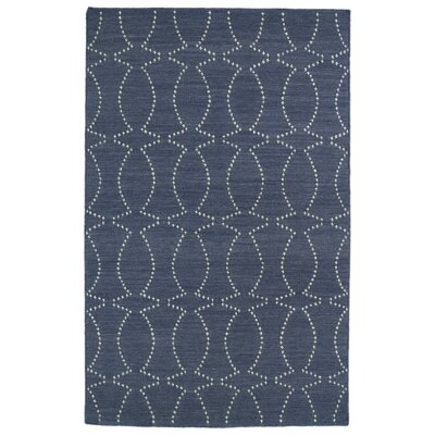 Gillespie Grey Geometric Area Rug Rug Size: Rectangle 9 x 12