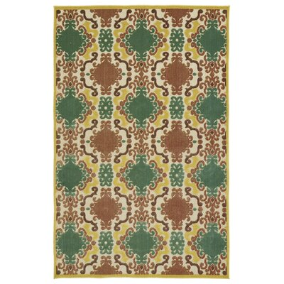 Lewis Hand-Woven Indoor/Outdoor Area Rug Rug Size: Rectangle 710 x 108