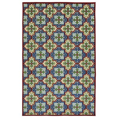 Lewis Machine Woven Indoor/Outdoor Area Rug Rug Size: 710 x 108