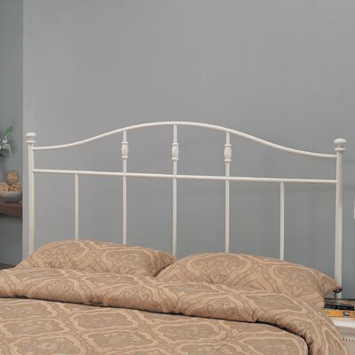 Northgate Metal Open-Frame Headboard Size: Full/Queen