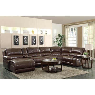 Shealey Reclining Sectional