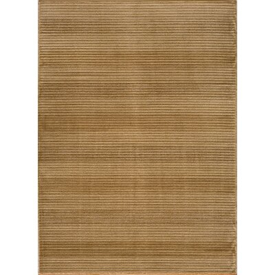 Sherill Beige Area Rug Rug Size: Rectangle 53 x 76