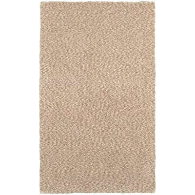 Toronto Hand-Tufted Tan Area Rug Rug Size: Rectangle 5 x 7