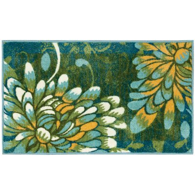 Sheryll Blue Novelty Rug