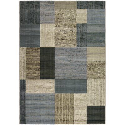 Howard Geometrics Tan Rug Rug Size: Runner 27 x 710