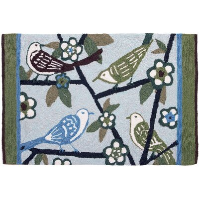 Salley The Gathering Novelty Rug Rug Size: 1'10