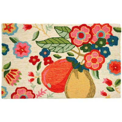 Sharleen Golden Pair Area Rug Rug Size: 110 x 210