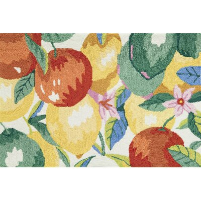 Sherilyn Citrus Bunch Area Rug