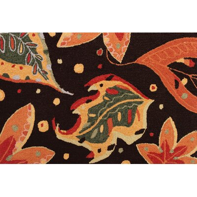 Ashendon Autumn Leaves Multi Area Rug
