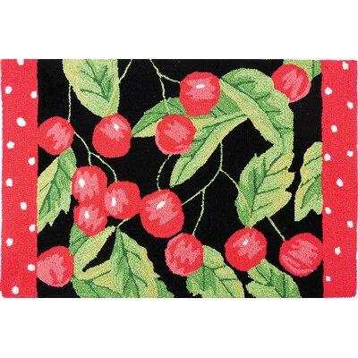 Sherilyn Sweet Cherries Multi Area Rug