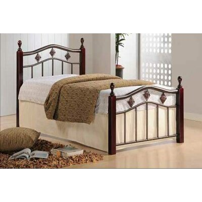 Anniston Platform Bed Size: Full