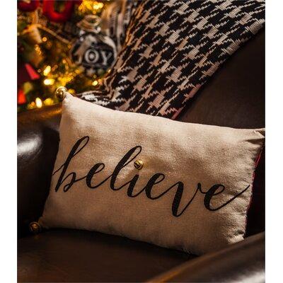 Belcara Believe Lumbar Pillow
