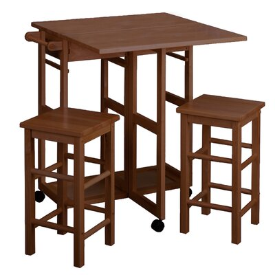Fanny 3 Piece Dining Set
