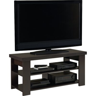 Abbot Bridge TV Stand Finish: Black Ebony Ash