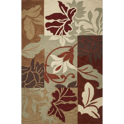 Angel Sage Damask Views Rug Rug Size: 79 x 99