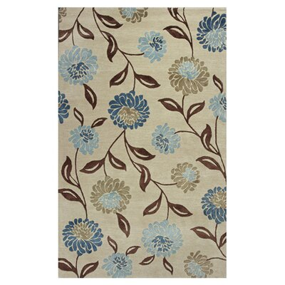 Castillo Springtime Area Rug Rug Size: Rectangle 26 x 42