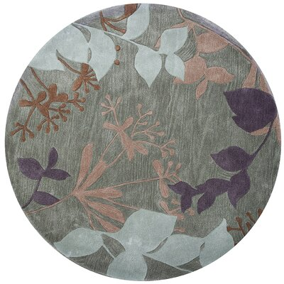 Bradshaw Frost Serenity Area Rug Rug Size: Rectangle 33 x 53