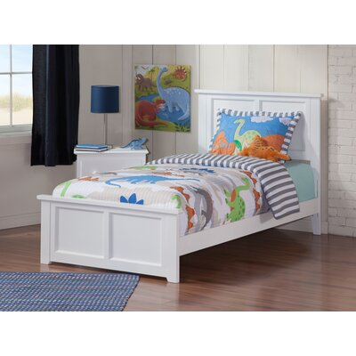 Alanna Panel Bed Size: Twin