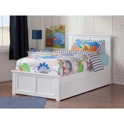 Marjorie Platform Bed with Underbed Storage Size: Twin XL