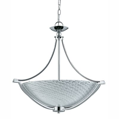 Madge 4-Light Bowl Pendant