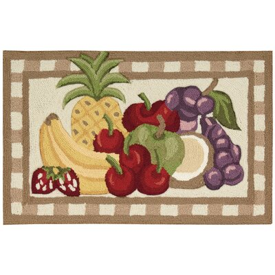Bardolph Rectangle Doormat Rug Size: 18 x 26