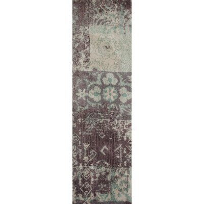 Mcintosh Palette Tan Area Rug Rug Size: Runner 2'3