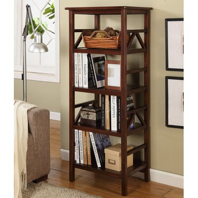 Soule 54 Accent Shelves Bookcase