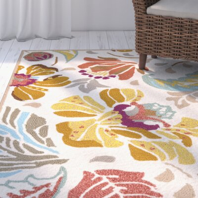 Doyle Indoor/Outdoor Area Rug Rug Size: 4 x 6